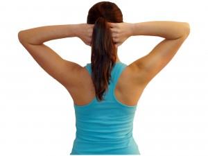 Nacken Training Übungen für Zuhause - Titel