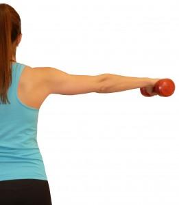 Arm Training Übungen für Zuhause
