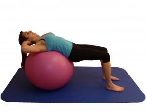 Bauch Übung 2 Anfang