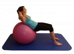 Bauch Übung 2 Ende