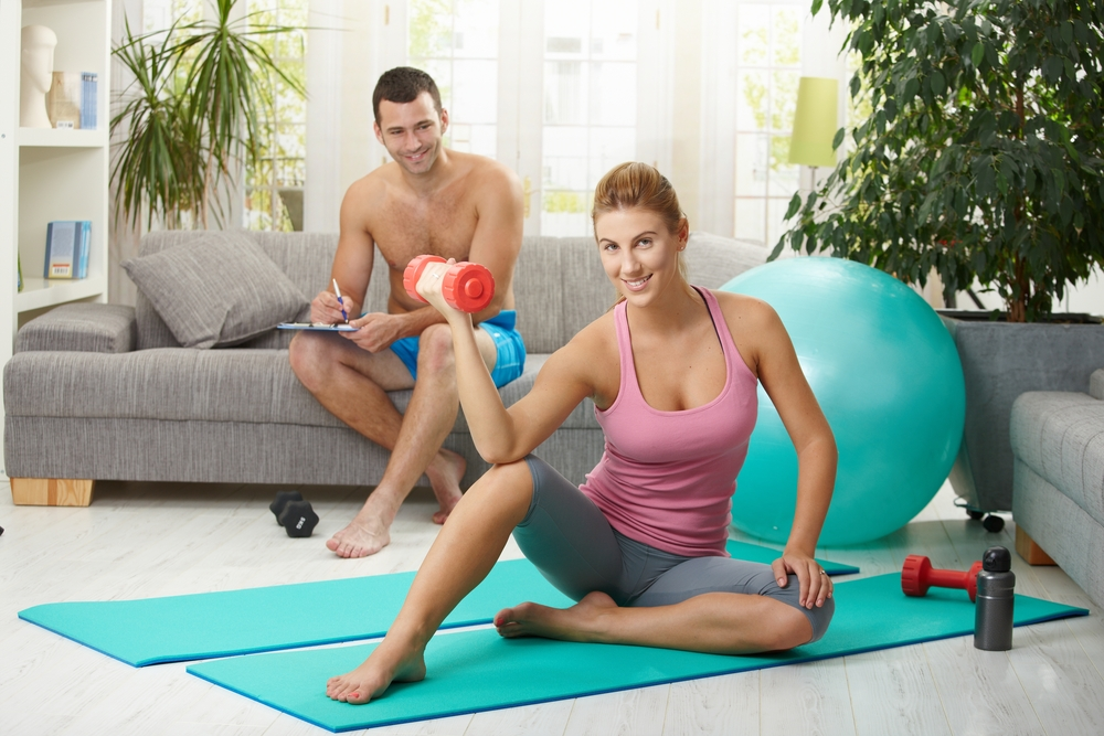 Bizeps Training: 3 einfache Übungen für kräftige Oberarme