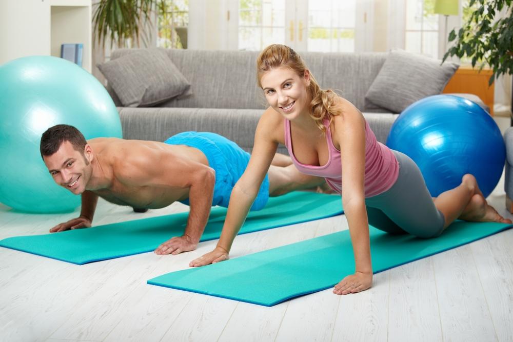 Fabelhaft 4 Regeln für das Training ohne Geräte - Übungen nur mit Körpergewicht @FQ_37
