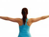 Schulter Training