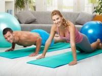 Brust Training